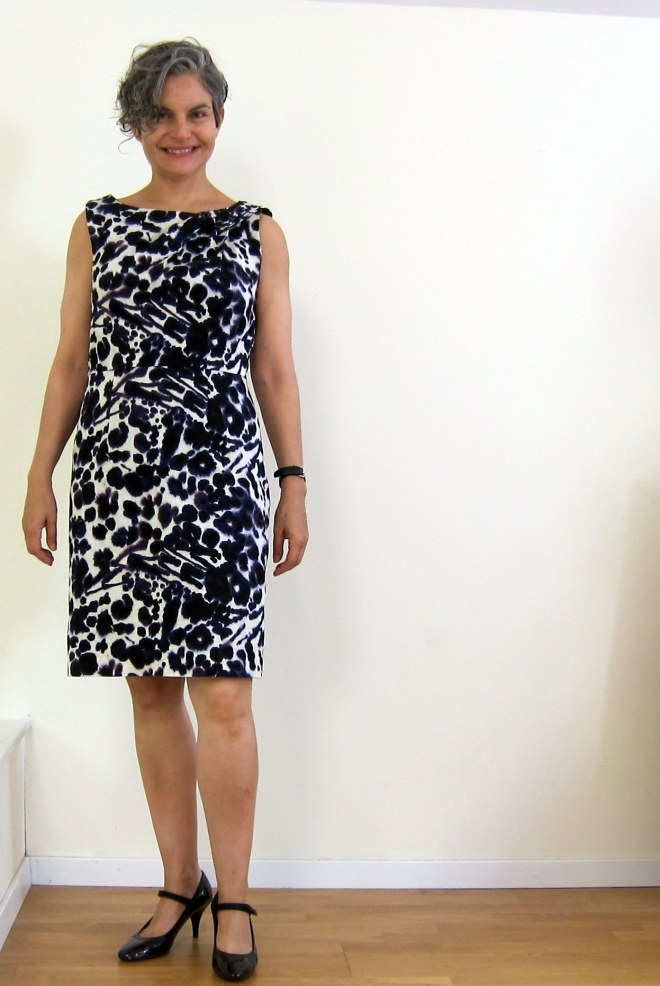 Contemporary dress: Ann Taylor