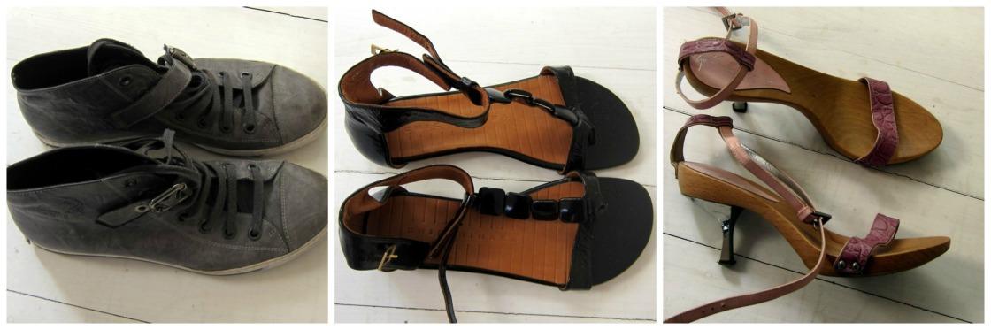 high tops, sandals,metallic heel sandals