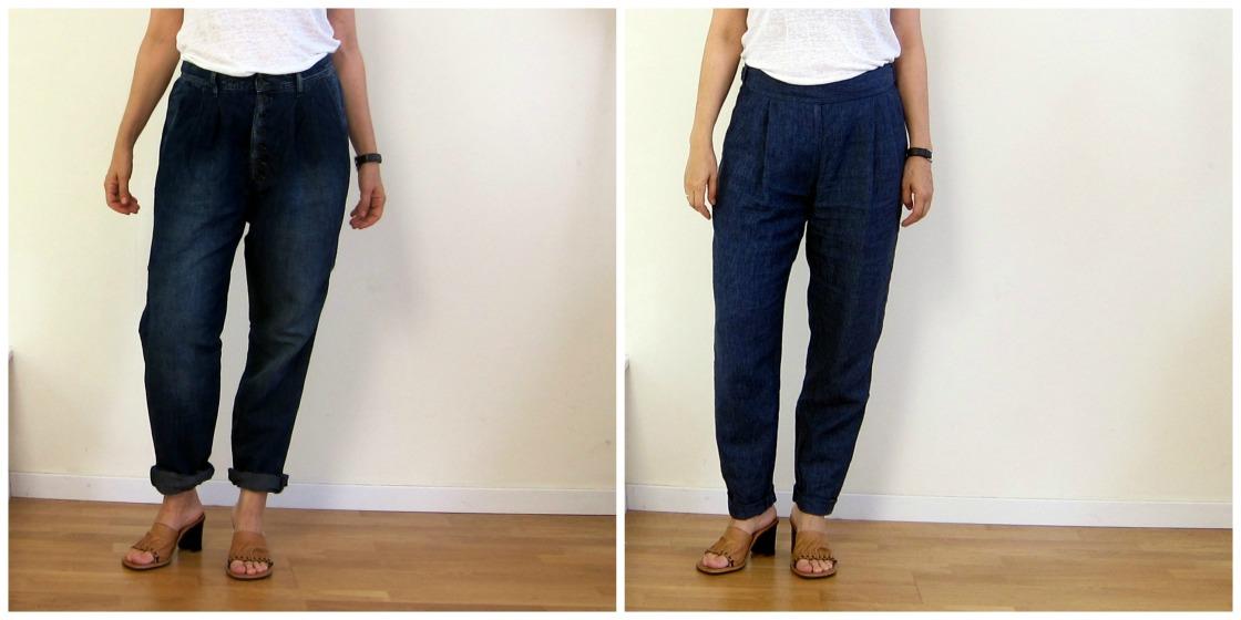 Zara Woman baggy jeans, 3.1 Phillip Lim baggy jeans