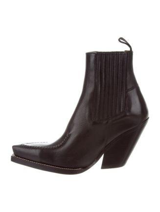 Phoebe Philo's cowboy boots