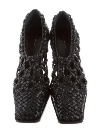 Phoebe Philo's woven clogs